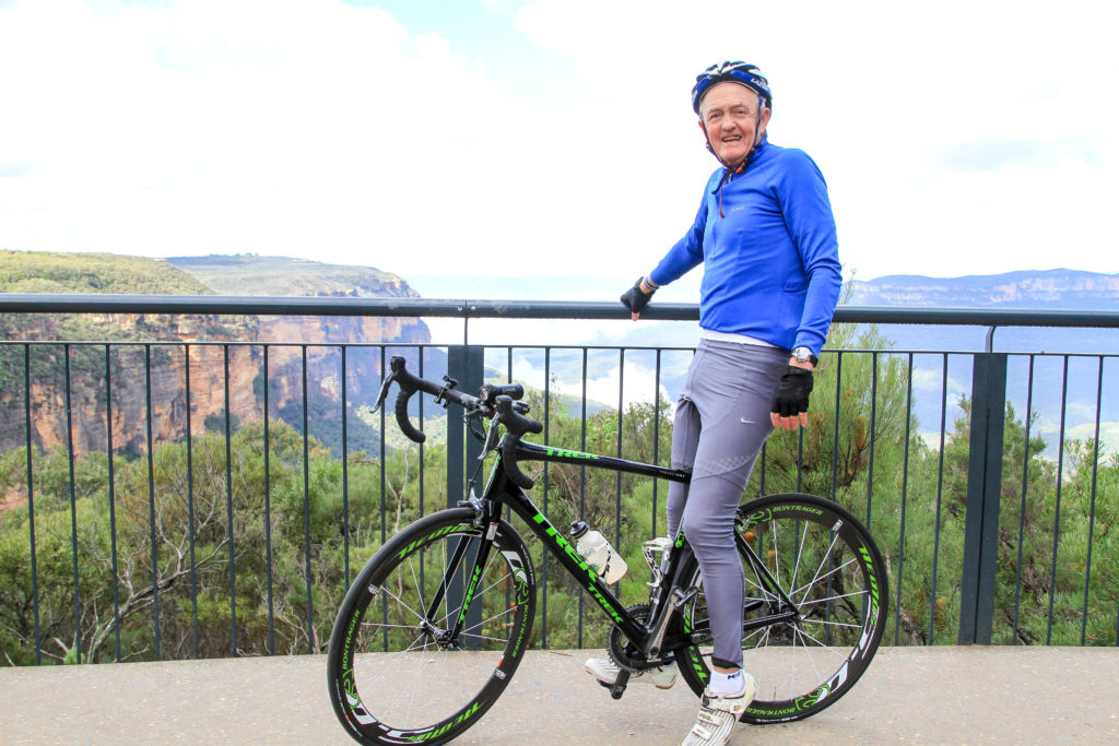 Bob Bike Photos Wentworth Falls 6