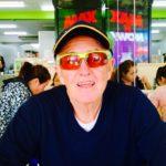 Bob in coffee shop Carnarvon